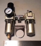 COMBO UNIT, Filter-Regulator-Lubricator. TCATU